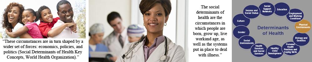 Health Disparities Page